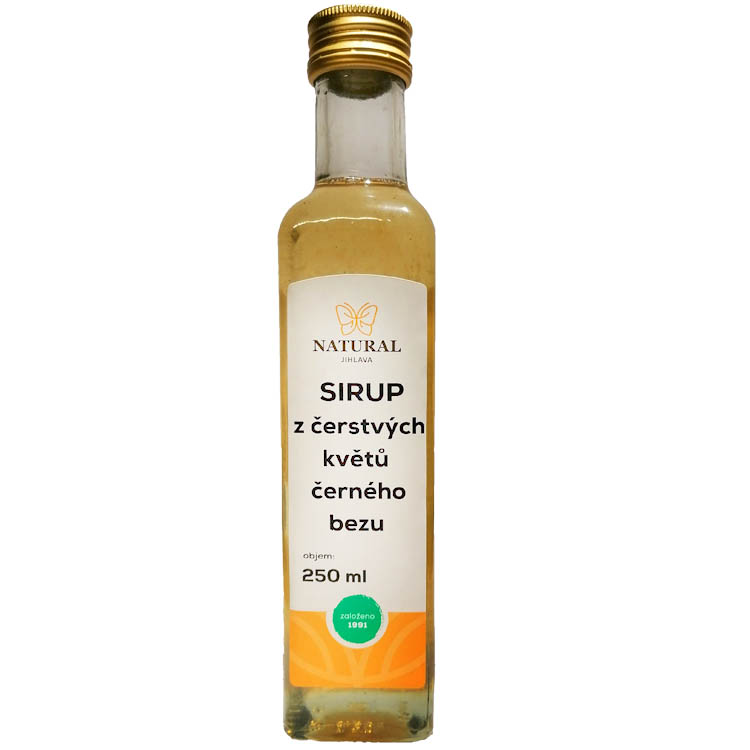 Bazový sirup 250ml